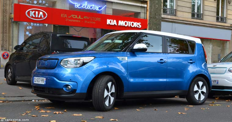 essai kia soul ev electrique 2014 carissime. Black Bedroom Furniture Sets. Home Design Ideas