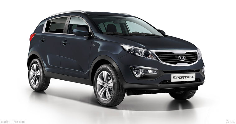 kia sportage 3 edition 7 s rie sp ciale 2013. Black Bedroom Furniture Sets. Home Design Ideas