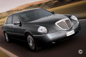 lancia thesis occasion