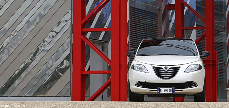 lancia ypsilon 3 2011 carissime l 39 info automobile. Black Bedroom Furniture Sets. Home Design Ideas