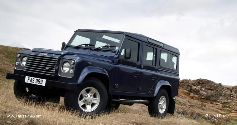 Land Rover Defender 110 Station Wagon Occasion