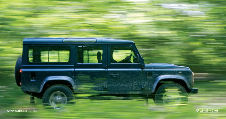 land Rover Defender Restylage 2007 Occasion
