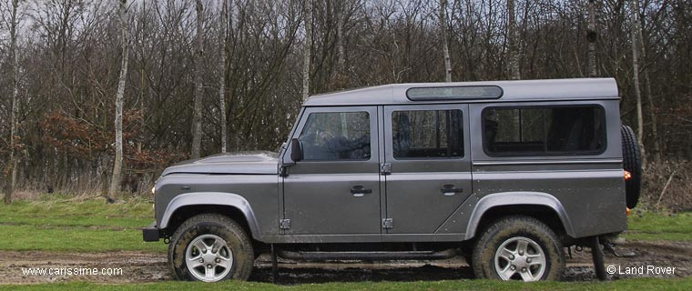 land Rover Defender 110 Restylage 2007 Occasion