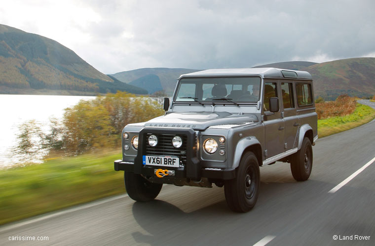 land Rover Defender 4X4 2012
