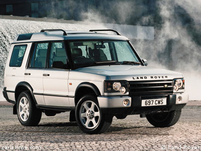 Land Rover Discovery 2 1999 / 2004
