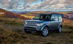 Land Rover Discovery 4 Restylage 2014