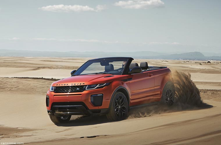 range rover evoque cabriolet carissime l 39 info automobile. Black Bedroom Furniture Sets. Home Design Ideas
