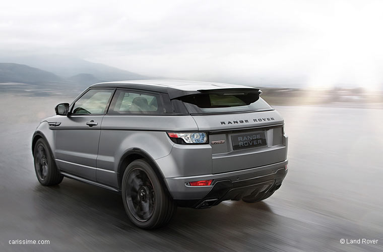 range rover evoque victoria beckham s rie sp ciale 2012. Black Bedroom Furniture Sets. Home Design Ideas