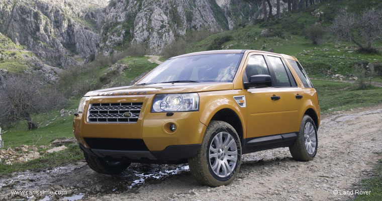 Land Rover Freelander II occasion