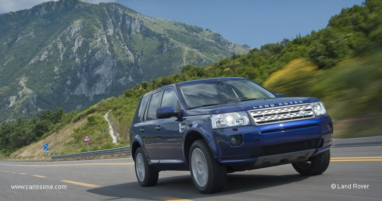 land rover freelander 2 restylage 2010 voiture occasion. Black Bedroom Furniture Sets. Home Design Ideas