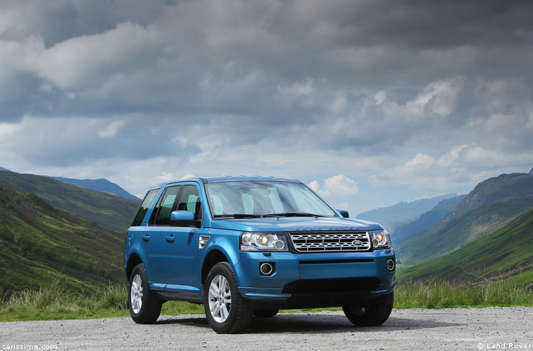 land rover freelander 2 restylage 2012 2014 voiture 4x4 4x2 suv compact. Black Bedroom Furniture Sets. Home Design Ideas
