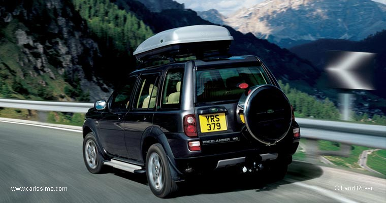 Land Rover Freelander Occasion