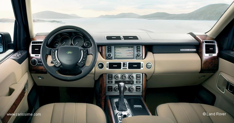 range rover 3 restyl voiture land rover auto occasion. Black Bedroom Furniture Sets. Home Design Ideas