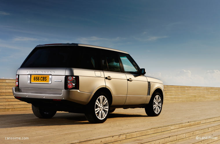 Land Rover Range 3 restylage 2009/2010 Occasion