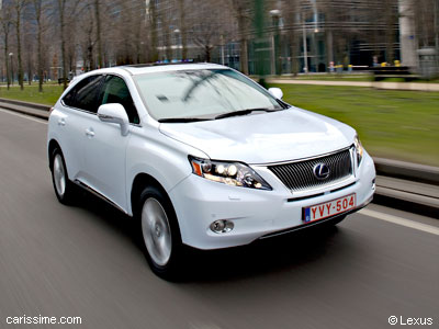 lexus rx 2 2009 2012 450h hybride 4x4 suv de de luxe. Black Bedroom Furniture Sets. Home Design Ideas