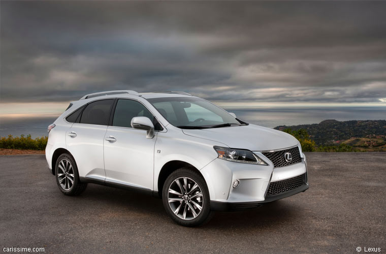 lexus rx 3 2012 450h hybride 4x4 suv de de luxe. Black Bedroom Furniture Sets. Home Design Ideas
