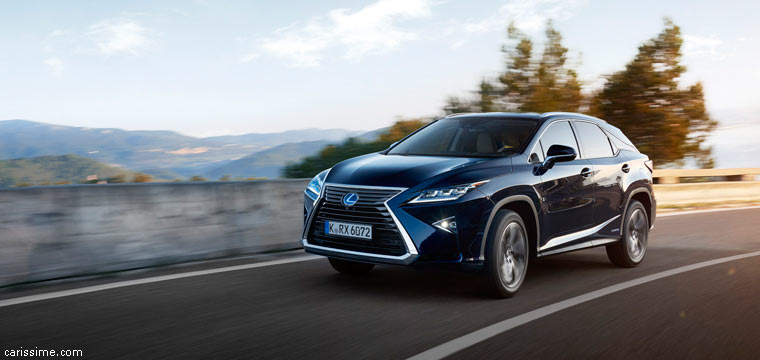 lexus rx 4 2015 hybride carissime l 39 info automobile. Black Bedroom Furniture Sets. Home Design Ideas