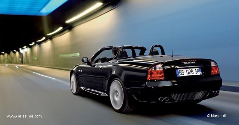 MASERATI GranSport Spyder : Voiture Maserati Spyder Auto Neuve ...