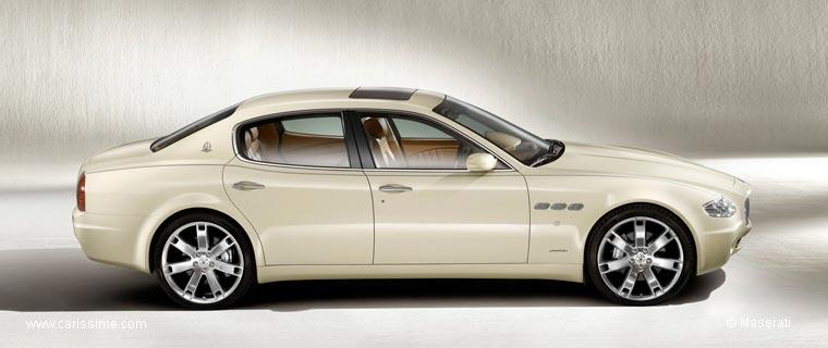 maserati quattroporte 2004 2008 collezione cento voiture. Black Bedroom Furniture Sets. Home Design Ideas
