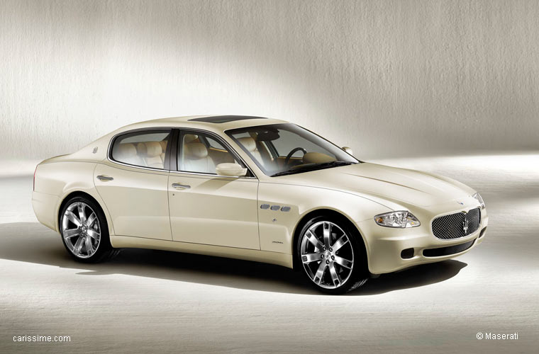 maserati quattroporte 2004 2008 collezione cento voiture occasion. Black Bedroom Furniture Sets. Home Design Ideas
