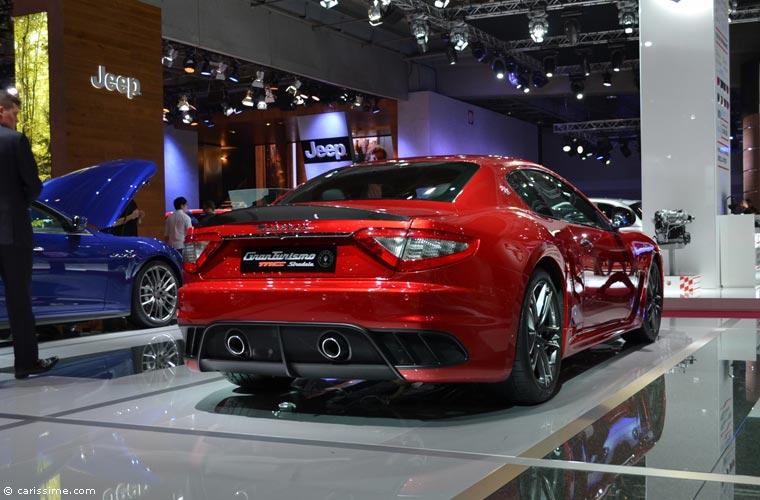 Maserati au salon automobile de paris 2014 photos for Salon auto paris 2014