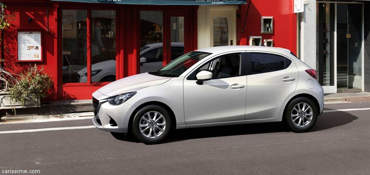 mazda 2 iii 2015 carissime l 39 info automobile. Black Bedroom Furniture Sets. Home Design Ideas