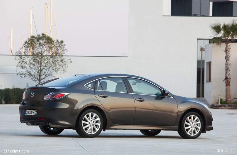 Mazda 6 2 Restylage 2010/2013 Occasion