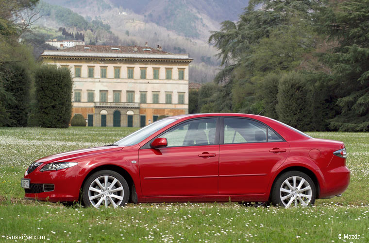 mazda 6 1 restylage 2005 2008 voiture occasion. Black Bedroom Furniture Sets. Home Design Ideas