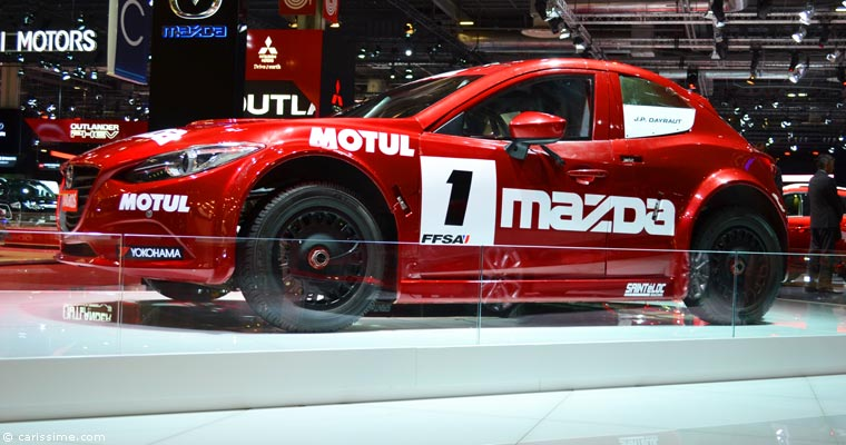 mazda troph e andros saison 2014 2015 pr sentation reportage carissime. Black Bedroom Furniture Sets. Home Design Ideas