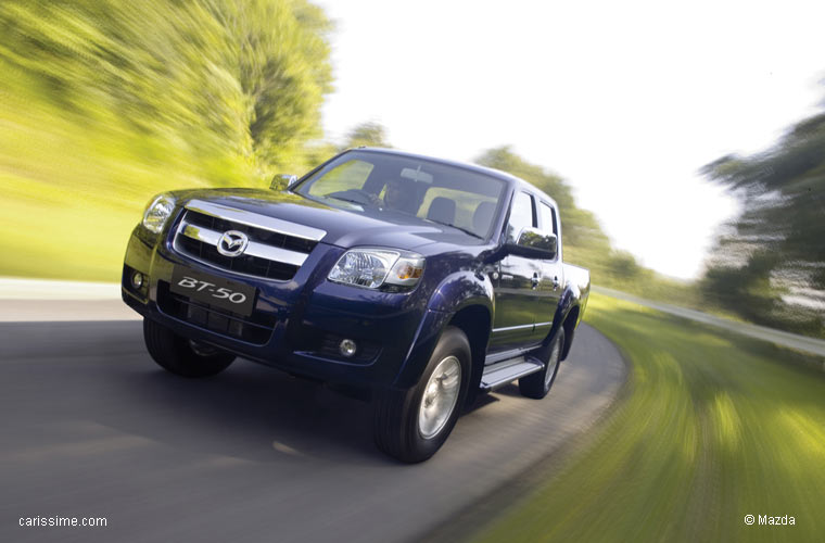 Mazda BT-50 Pick up 1 2006/2013 Occasion