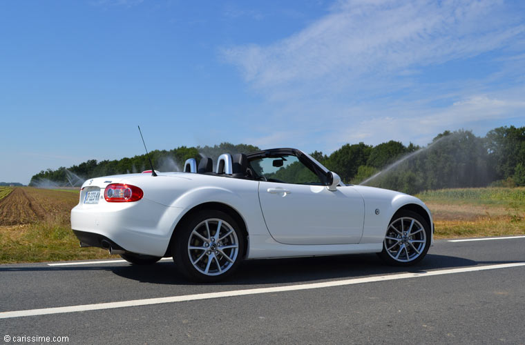 essai mazda mx5 2013 cabriolet test auto voiture et reportage. Black Bedroom Furniture Sets. Home Design Ideas