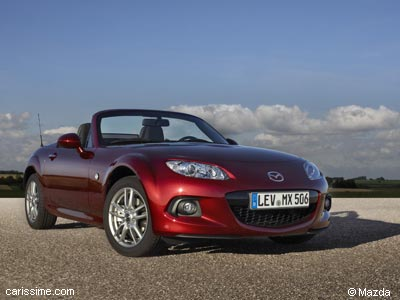 Mazda MX5 2 Cabriolet 2012 Restylage