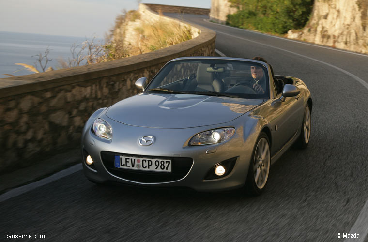 Mazda MX5 2 Cabriolet 2009 Restylage