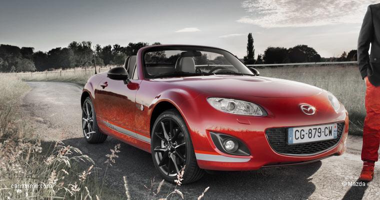 mazda mx5 racing voiture neuve occasion nouveaut auto. Black Bedroom Furniture Sets. Home Design Ideas
