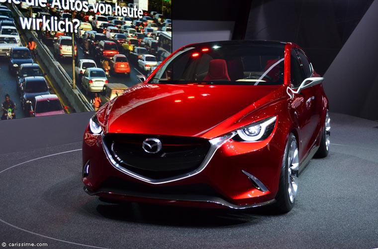 Mazda au salon automobile de gen ve 2014 photos for Salon de geneve 2014