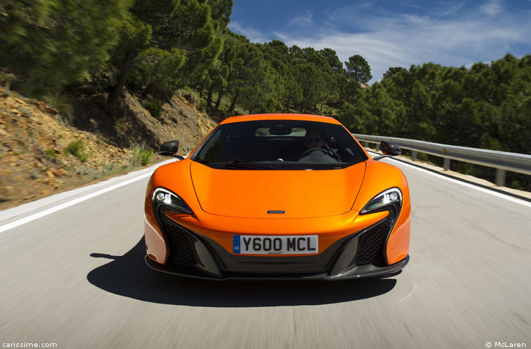 mclaren 650s 675lt carissime l 39 info automobile. Black Bedroom Furniture Sets. Home Design Ideas