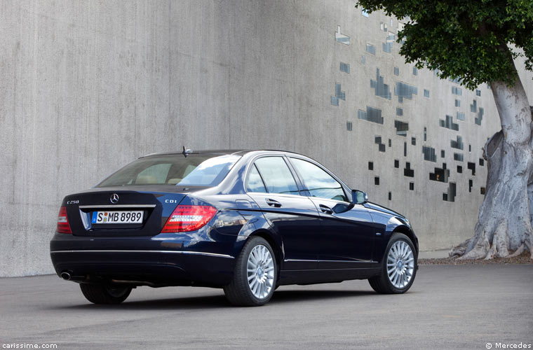 Mercedes C 4 Familiale Restylage 2011