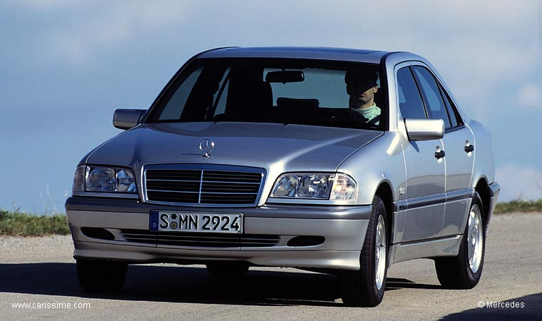 Mercedes Classe C Break Occasion W202