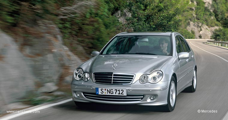mercedes classe c w203 occasion voiture mercedes c auto occasion. Black Bedroom Furniture Sets. Home Design Ideas