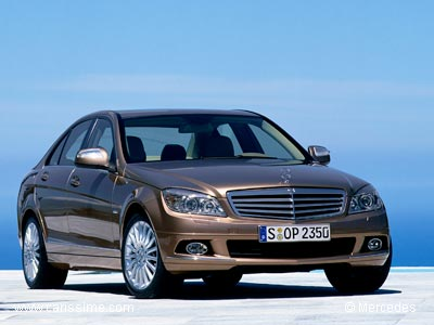 mercedes classe c w204 voiture mercedes c auto occasion. Black Bedroom Furniture Sets. Home Design Ideas