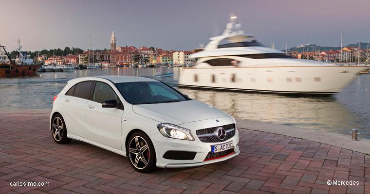 mercedes classe a 3 250 sport nouvelle voiture neuve nouveaut auto. Black Bedroom Furniture Sets. Home Design Ideas