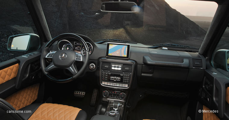mercedes classe g 63 amg restylage 2012. Black Bedroom Furniture Sets. Home Design Ideas