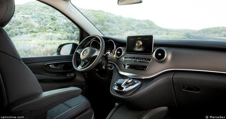 mercedes classe v carissime l 39 info automobile. Black Bedroom Furniture Sets. Home Design Ideas