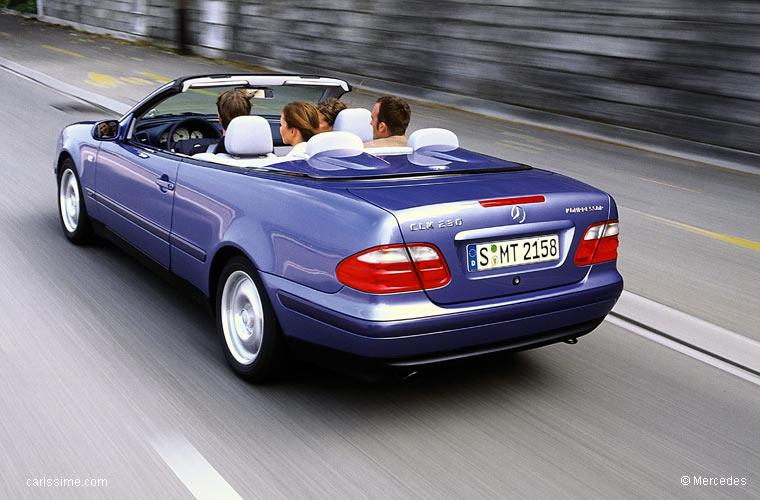 mercedes classe clk coup clk cabriolet w208 voiture occasion. Black Bedroom Furniture Sets. Home Design Ideas