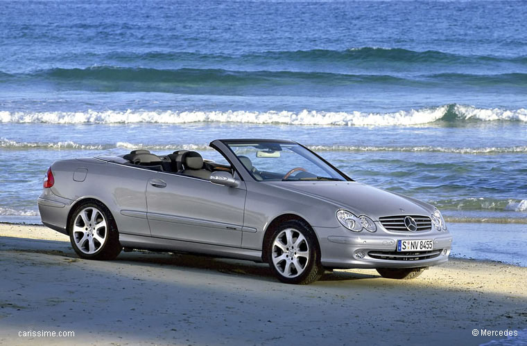 mercedes classe clk coup clk cabriolet w209 voiture. Black Bedroom Furniture Sets. Home Design Ideas