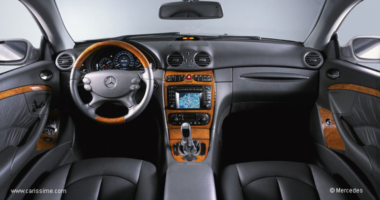 Mercedes Classe Clk Coup 233 Amp Clk Cabriolet W209 Voiture