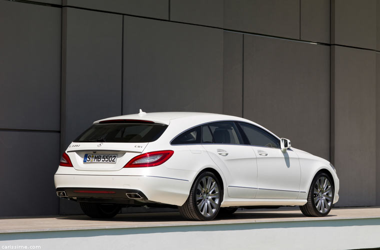 Mercedes CLS Break Shooting Brake 2012 / 2014
