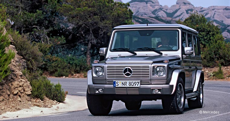 mercedes classe g 55 amg voiture neuve occasion. Black Bedroom Furniture Sets. Home Design Ideas