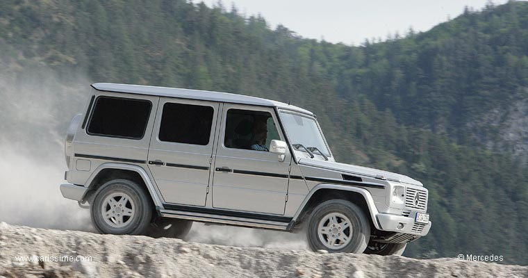 Mercedes Classe G restylage 2007 Occasion