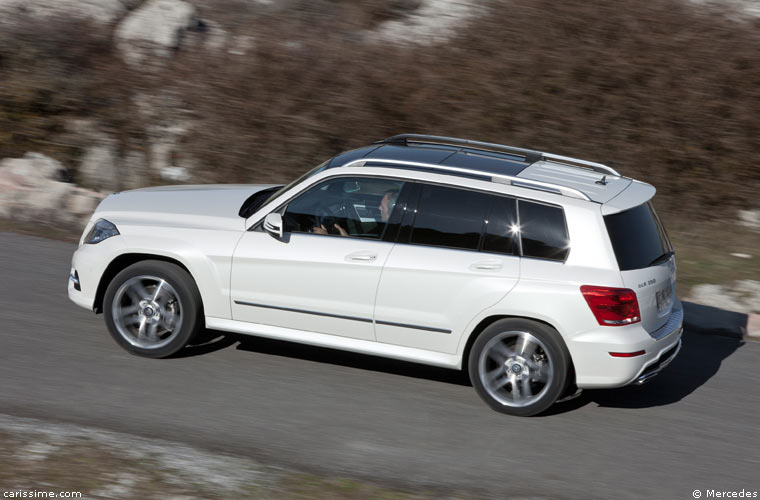 mercedes glc restylage 2012 voiture 4x4 4x2 suv compact de luxe. Black Bedroom Furniture Sets. Home Design Ideas